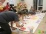 Maľujeme veľký plagát