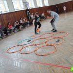 Tanečné štúdio a Športové hry v telocvični
